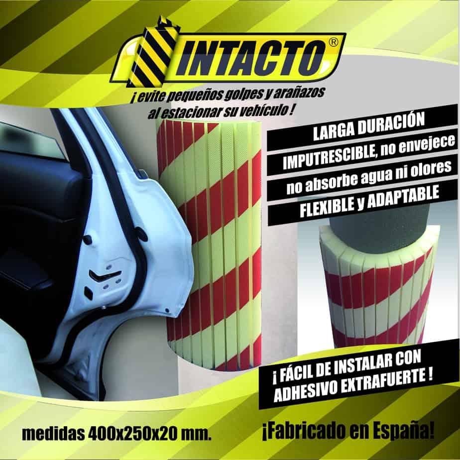 pack 25 unidades VISERA DE PROTECCI/ÓN INTACTO